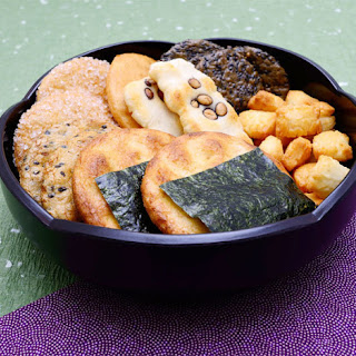 Homemade Senbei Rice Crackers Recipe
