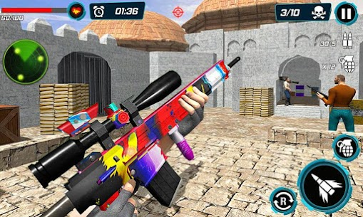 Combat Shooter 2 Modern FPS Shooting Warfare 2020 MOD (No Ads) 2