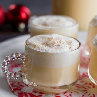 Homemade Eggnog (Spiked or Not).