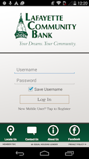 Lafayette Community Bank- screenshot thumbnail