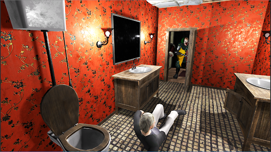 Horror Clown Pennywise – Scary Escape Game Apk  Download For Android 3