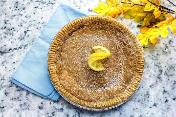 Mama's Chess Pie