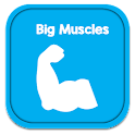 Tips To Get Big Muscles icon