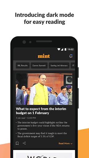 Mint Business News screenshots 3