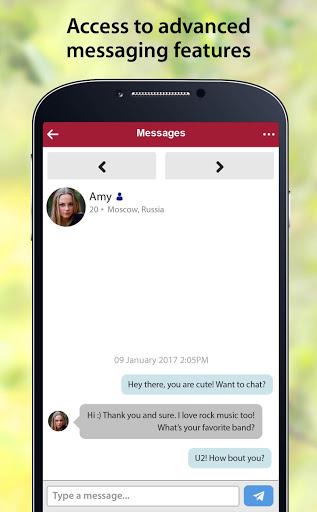 InternationalCupid - International Dating App 3.1.7.2496 screenshots 4