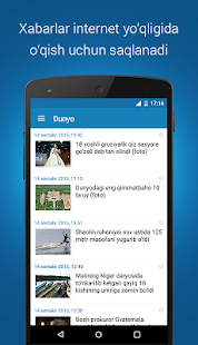 Daryo — O'zbekiston xabarlari - náhled
