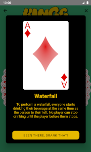 Kings Drinking Game – Classic Cards Drinking Game 3