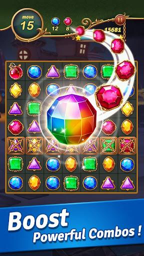 Jewel Castleu2122 - Classical Match 3 Puzzles 1.4.5 Mod screenshots 2