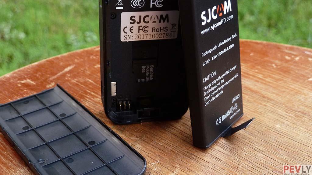 SJCAM SJ360 Plus Photo 4