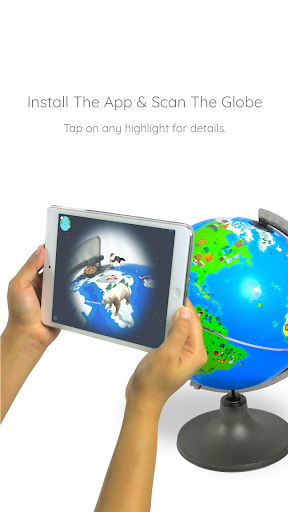 Orboot: AR Globe by PlayShifu 1.2.0 screenshots 2