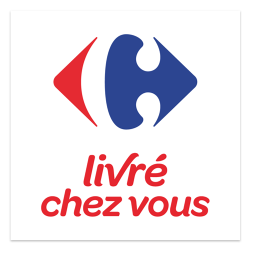 Carrefour Livré chez vous : livraison de courses Icon