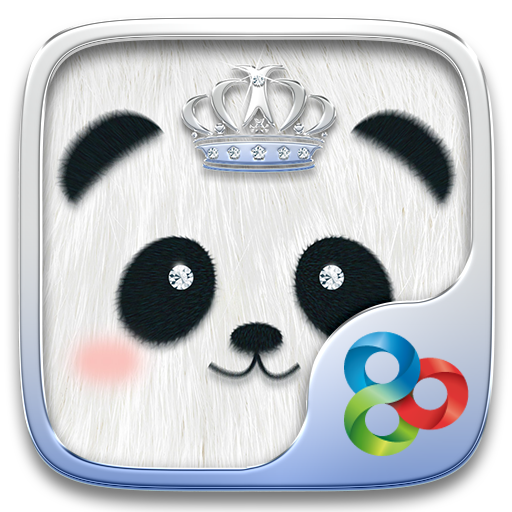 Noble Panda GO Launcher Theme