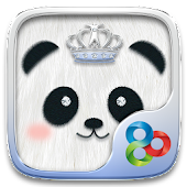 Noble Panda GO Launcher Theme
