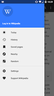 Wikipedia- screenshot thumbnail