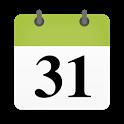 M Calendar (calendar, schedule, tasks) icon