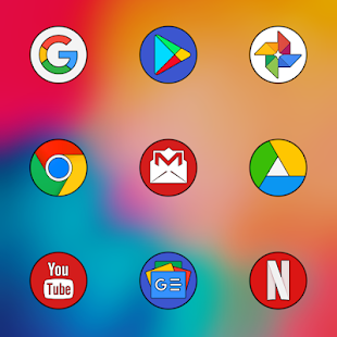 MIUI CIRCLE - ICON PACK for PC / Windows 7, 8, 10 / MAC Free