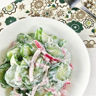 English Cucumber Pickles Recipes.