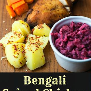 Bengali Spiced Chicken