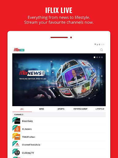 iflix: Tons of popular TV shows and Movies screenshot 22