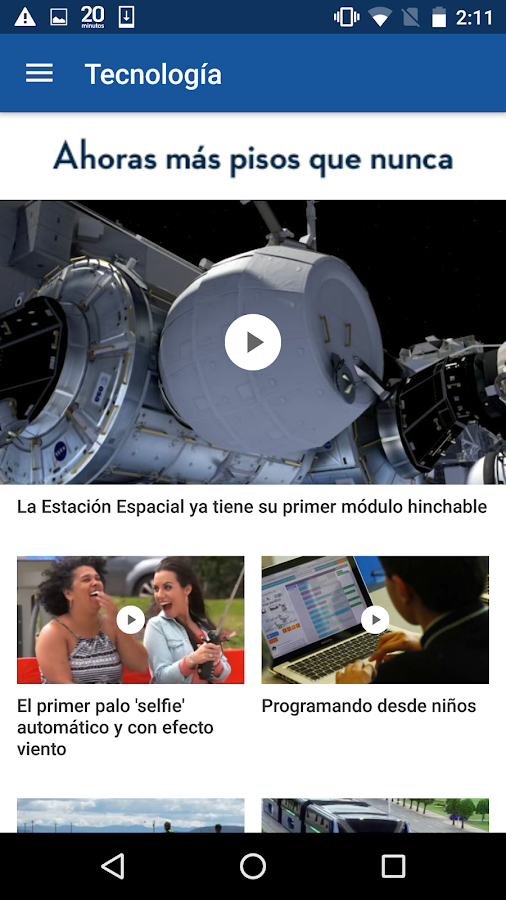 20minutos Noticias- screenshot