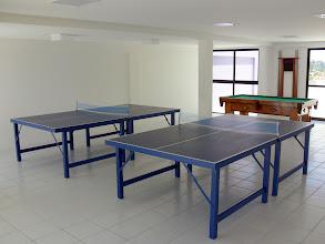 Photo: Salão de Jogos na Cobertura