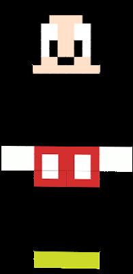 ミッキーマイクラ