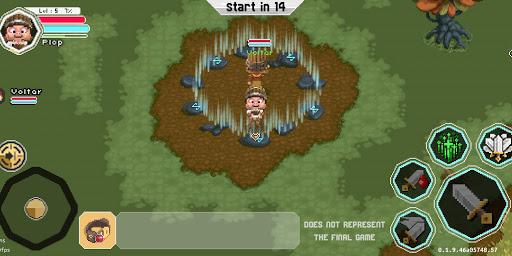 Naica Online - MMORPG 2D  captures d'écran 1