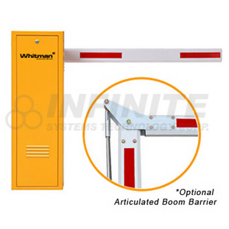 RFID | Boom Barrier | Automatic Gate - Philippines - Security System