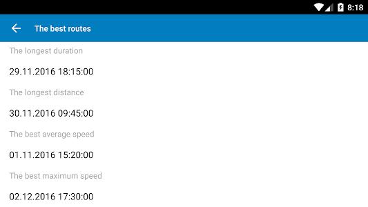 Stats Motion - Speedometer screenshot 3