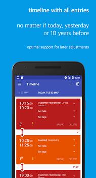Swipetimes Time Tracker