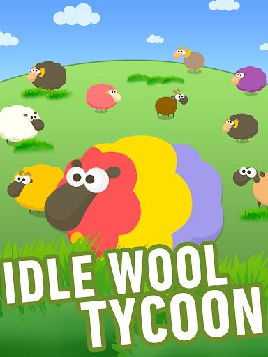 Idle Wool Tycoon  captures d'écran 1