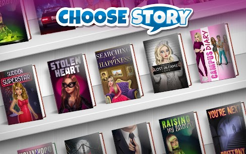 My Story MOD APK 5.16 [Unlimited Gems + Free  Choices] 9