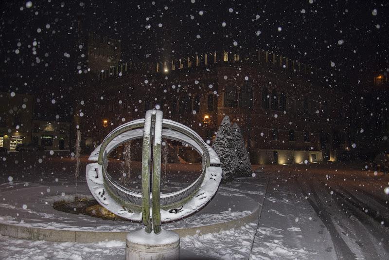 Neve in pianura  di paolo_ross