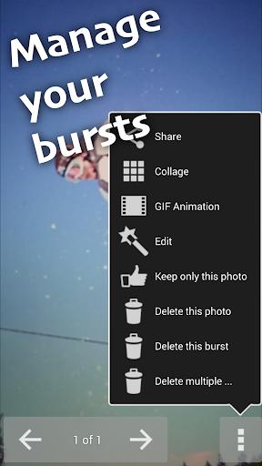 Fast Burst Camera Lite screenshot 5