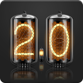 Neutron-2: Nixie Clock Widget