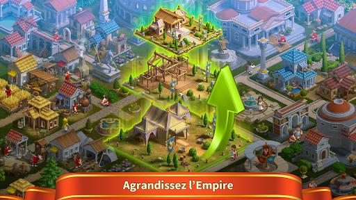 Code Triche Rise of the Roman Empire: gestion de civilisation APK MOD (Astuce) screenshots 1