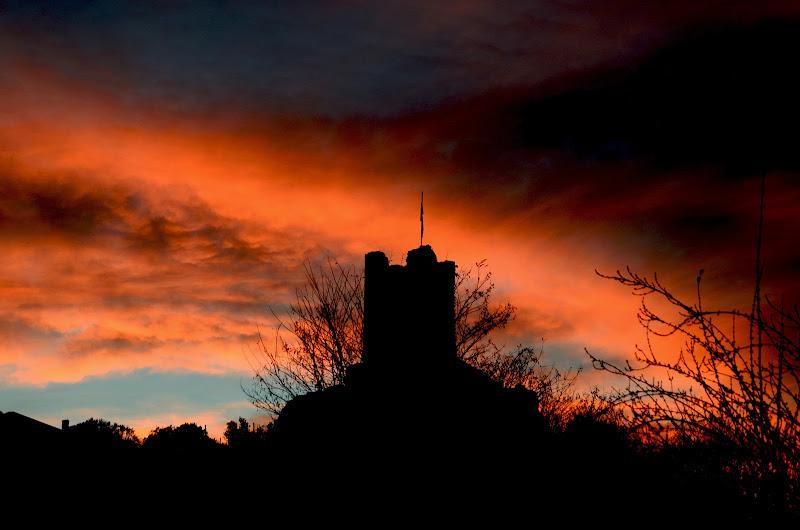 Una torre al tramonto di benny48