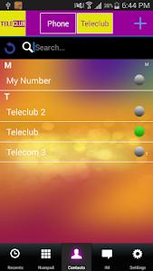 Teleclub screenshot 3