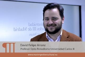 Photo: David Felipe Arranz (Módulo Cultura y Tecnologías)