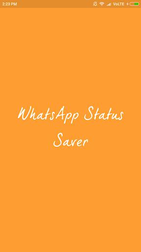 Status (Story) Downloader For Whatsapp 1.1 screenshots 1