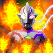 Tải Battle of the Ultra Heroes APK