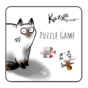 Puzzle Kuzya big Cat