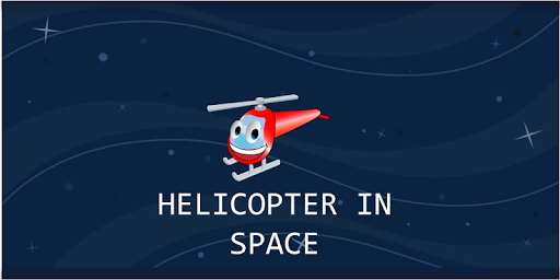 Helicopter life - Fly from forest to space screenshot 1