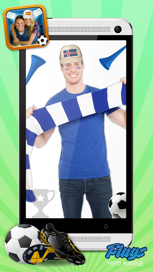 world cup flags 2018 photo montage android apps on google play. Black Bedroom Furniture Sets. Home Design Ideas