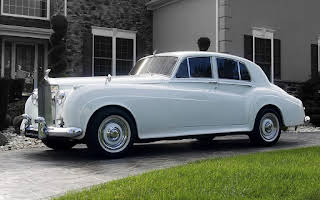 Rolls-Royce Silver Cloud Rent New Jersey