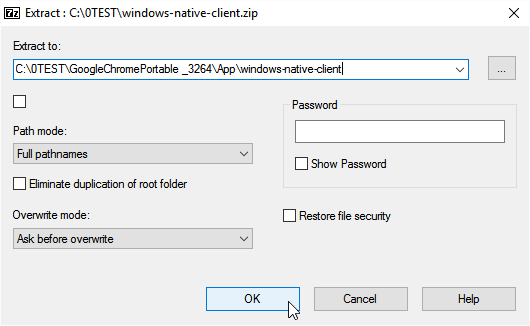 Into Appwindows-native-client