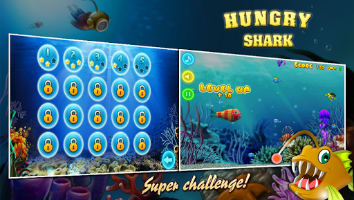 Hungry Shark screenshot 13