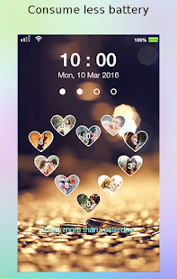 love keypad lockscreen- screenshot thumbnail