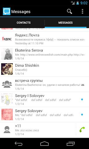 Messenger ++ screenshot 5