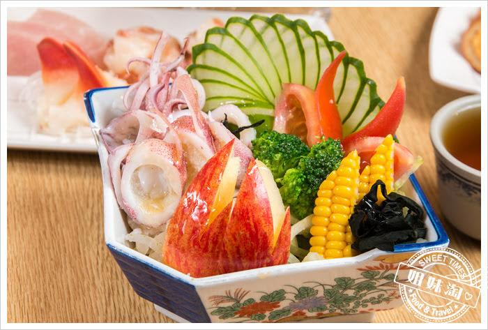 大手町日本料理無菜單料理脆捲和風沙拉